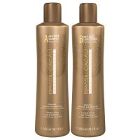 Pack Brasil Cacau shampoo y acondicionador Sin sal 300ml