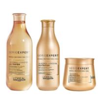 Pack Shampoo, Acondicionador y Máscara Nutrifier Nutritivo Loreal