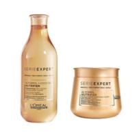 Pack Shampoo y Máscara Nutrifier Nutritivo Loreal