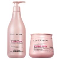Pack Vitamino Color Shampoo 500ml y Máscara 250ml