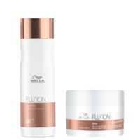 Pack Wella Fusion Shampoo y Máscara