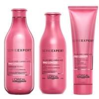 Pack Pro Longer Shampoo 300ml, Acond 200ml y Leav In Loreal
