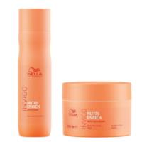 Pack Wella Invigo Enrich Nutrición Profunda Shampoo y Máscara